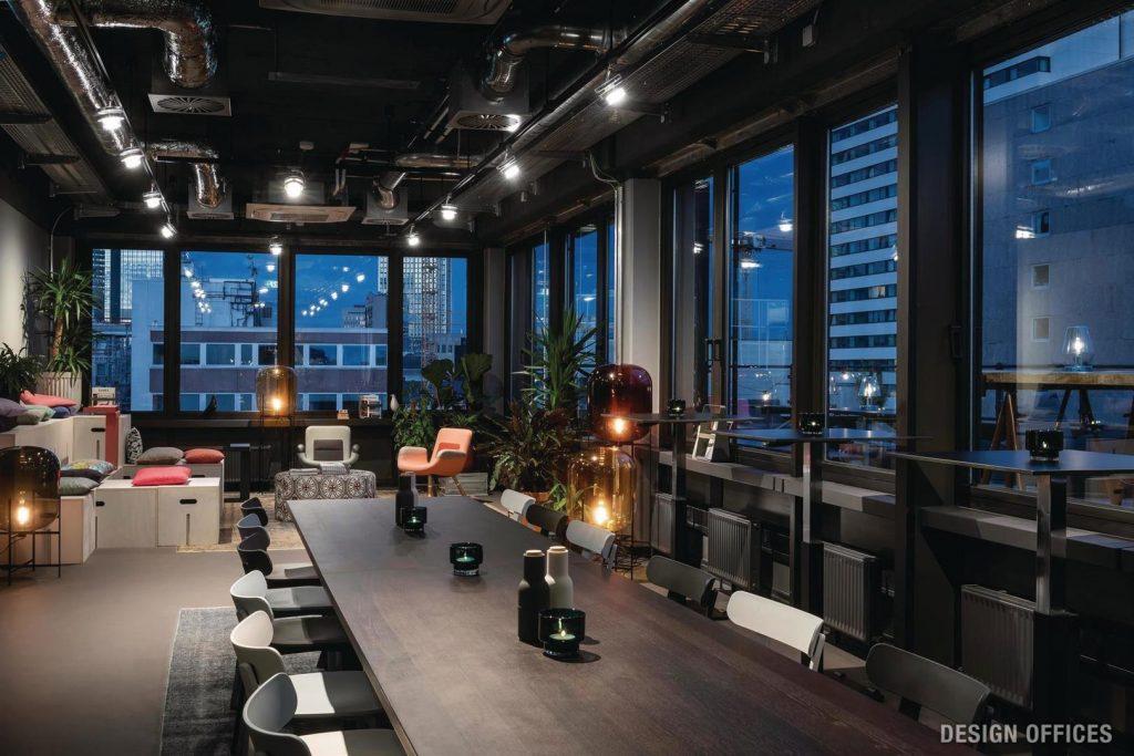 Networking Lounge Frankfurt