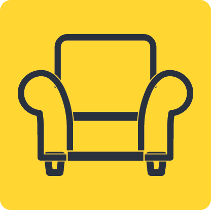 Networking Lounge Icon gross