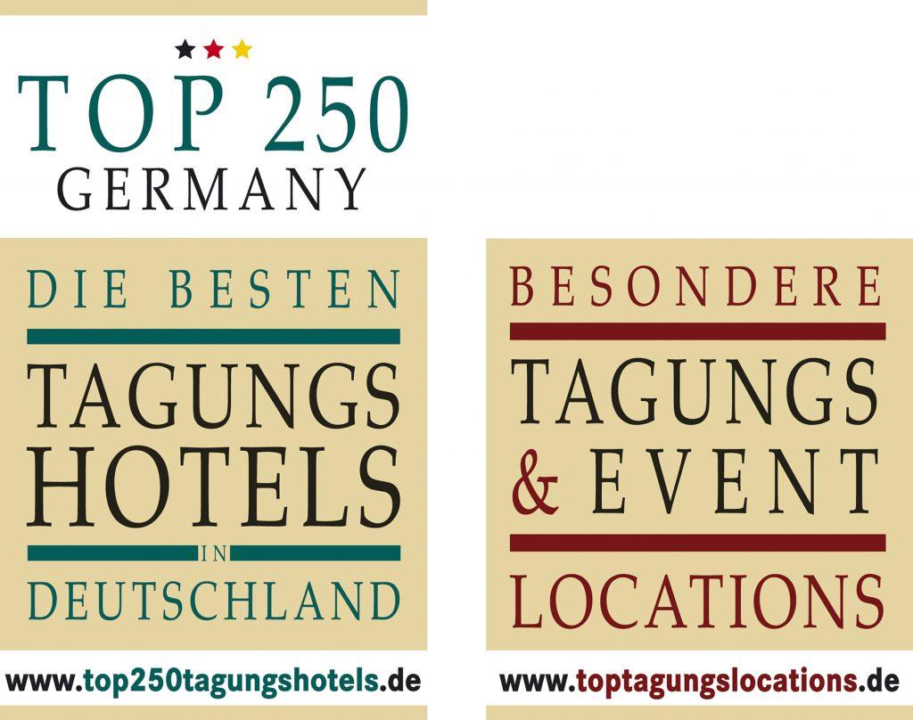 Logo Top 250 Tagungshotels