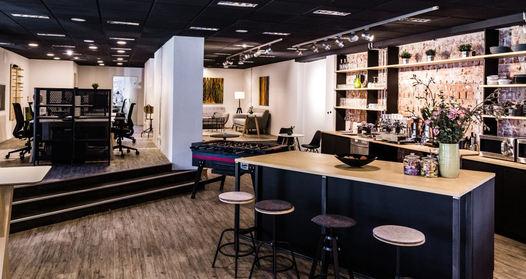 Networking Lounge Holzkirchen Titel